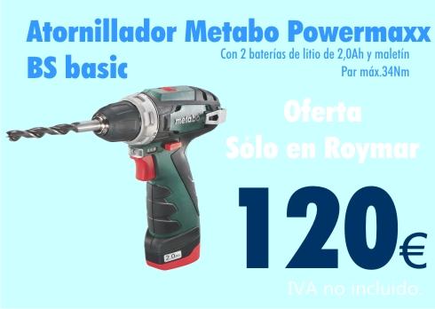 Powermaxx BS