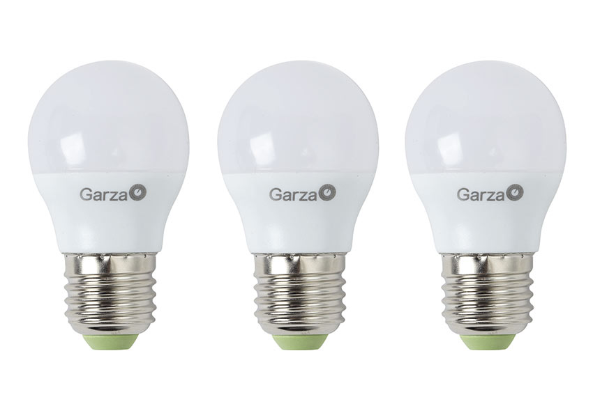 Pack de 3 bombillas LED roymar garza