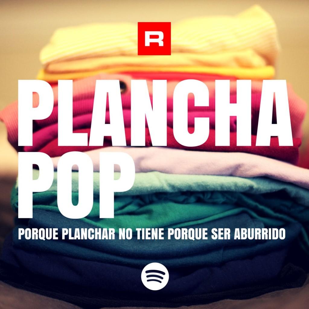 Plancha POP playlist spotify roymar