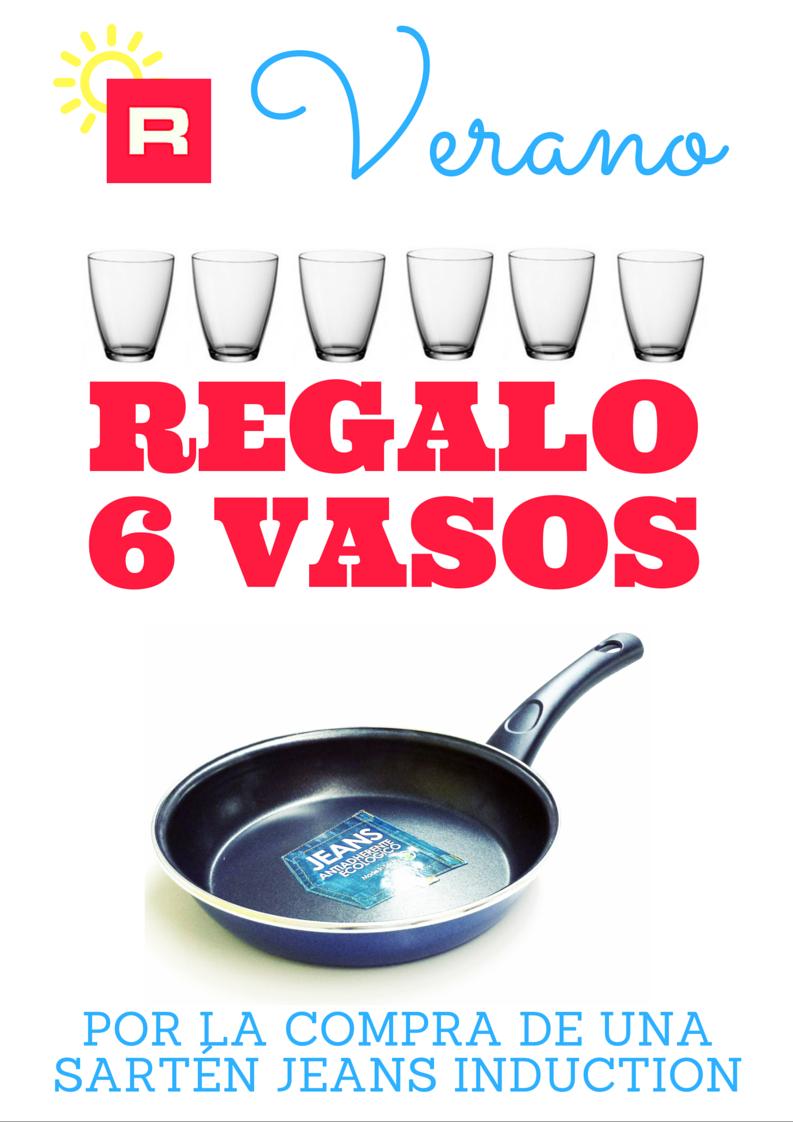 REGALO 6 VASOS