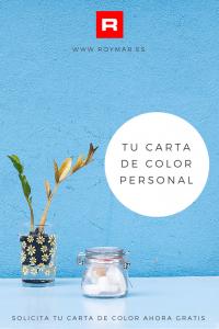 TU CARTA DE COLOR PERSONAL roymar