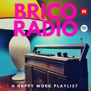 brico radio playlist roymar
