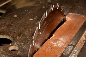 disco corte madera