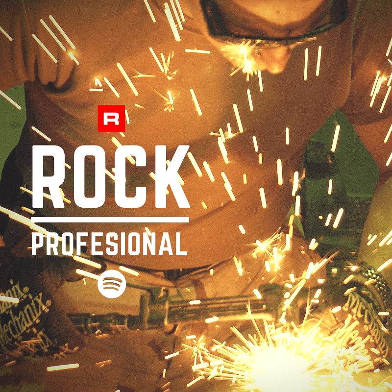 rock profesional spotify playlist spotify