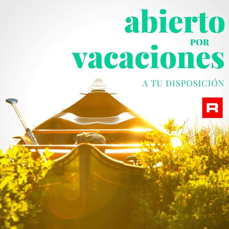 roymar abierto por vacaciones 2015